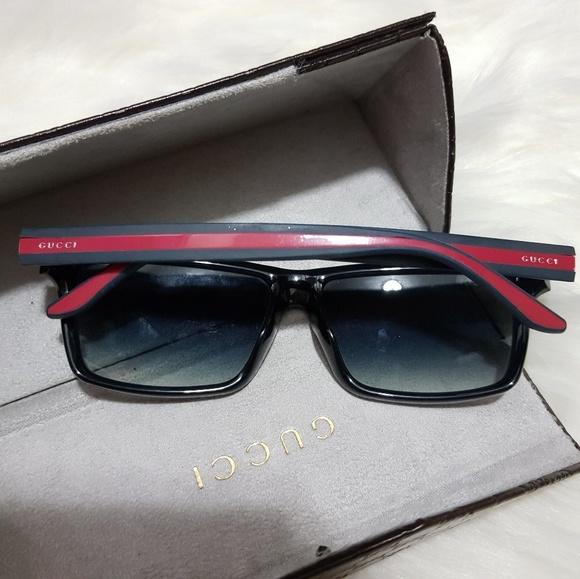 9694e2e206 Gucci Other - Gucci square web sunglasses (unisex)